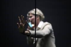 Inge Paulussen in Hybris (foto: Bart Van Merode)
