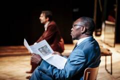 Serge Fouha & Michael Pas (Foto: Boumediene Belbachir)