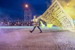 Geel Hesje op TAZ21 (foto Ilse Philips)