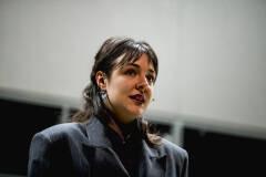 Aline Cornelissen (Foto: Boumediene Belbachir)