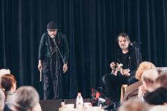 Gunter Nagels & Rudy Trouvé  (Foto: Joeri Thiry/STUK)