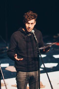 Lucas Derycke (Foto: Joeri Thiry/STUK)