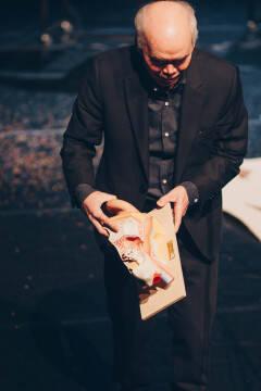 Edwin Brys (Foto: Joeri Thiry/STUK)