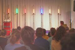 Op de Pulse trefdag in Museum M (Foto: Laurence Verheije)n