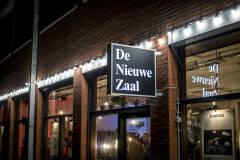een nieuwe theaterzaal in hartje Hasselt Opening DE NIEUWE ZAAL