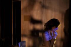 Jessa Wildemeersch en Steven De Bruyn in Paradise Blues (foto: Koen Broos)