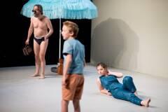 Kris Cuppens, Jef Cuppens, & Jacoba Cuppens © Katrijn Van Gielen