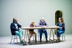 Kris Cuppens, Jef Cuppens, Jacoba Cuppens & Jaak Cuppens © Katrijn Van Gielen